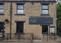 Outdoor Signage for Muse Uppermill