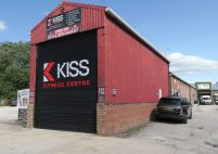 Outdoor and Indoor Signs for KISS